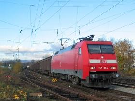 DB | 152 138-4 | Wiesbaden-Biebrich | 22.11.2006 | (c) Uli Kutting