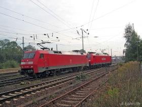 DB | 152 140-0 | Bischofsheim | 10.10.2006 | (c) Uli Kutting