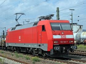 DB | 152 146-7 | Neuwied | 14.08.2007 | (c) Uli Kutting