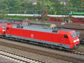 DB | 152 159-0 | Bischofsheim | 10.10.2006 | (c) Uli Kutting