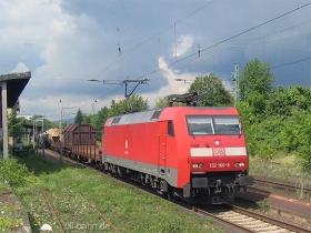 DB | 152 160-8 | Wiesbaden-Schierstein | 3.08.2006 | (c) Uli Kutting