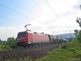 DB | 152 164-0 | Gau-Algesheim | 3.08.2006 | (c) Uli Kutting