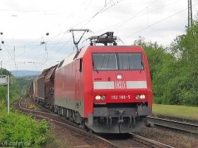 DB | 152 166-5 | Wiesbaden-Biebrich | 31.05.2006 | (c) Uli Kutting