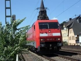 DB | 152 167-3 | Braubach | 17.07.2007 | (c) Uli Kutting