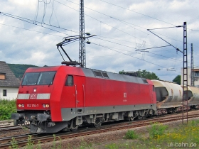 DB | 152 170-7 | Niederlahnstein | 22.06.2006 | (c) Uli Kutting