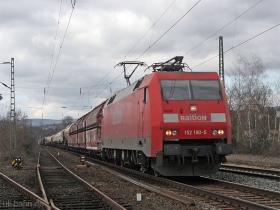 DB | 152 190-5 | Wiesbaden-Biebrich | 2.03.2007 | (c) Uli Kutting