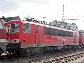 DB | 155 001-1 | Oberlahnstein | 1.04.2010 | (c) Uli Kutting