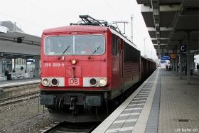 DB | 155 099-5 | Koblent Hbf | 27.10.2015 | (c) Uli Kutting