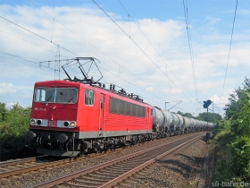 DB | 155 111-8 | Ingelheim | 19.09.2006 | (c) Uli Kutting