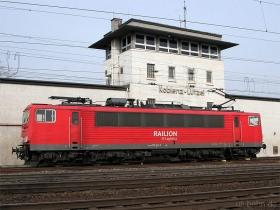 DB | 155 114-2 | Koblenz-Lützel | 17.03.2010 | (c) Uli Kutting