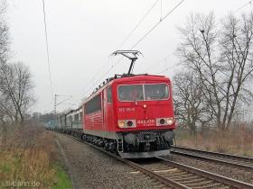 DB | 155 115-9 | Ingelheim | 6.02.2007 | (c) Uli Kutting