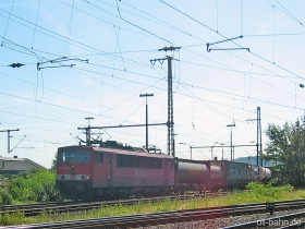DB | 155 125-8 | Bingerbrück | 18.07.2006 | (c) Uli Kutting