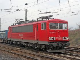 DB | 155 150-6 | Gau-Algesheim | 8.03.2007 | (c) Uli Kutting