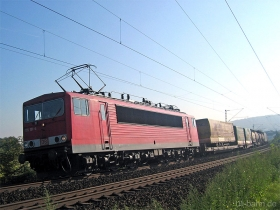 DB | 155 151-4 | Gau-Algesheim | 21.09.2006 | (c) Uli Kutting