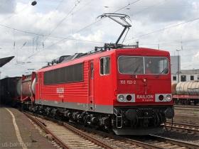 DB | 155 152-2 | Neuwied | 13.07.2007 | (c) Uli Kutting