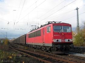 DB | 155 179-5 | Wiesbaden-Biebrich | 22.11.2006 | (c) Uli Kutting