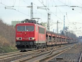 DB | 155 183-7 | Gau-Algesheim | 8.03.2007 | (c) Uli Kutting