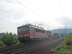 DB | 155 188-6 | Gau-Algesheim | 3.08.2006 | (c) Uli Kutting