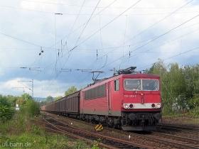 DB | 155 203-3 | Wiesbaden-Biebrich | 5.10.2006 | (c) Uli Kutting