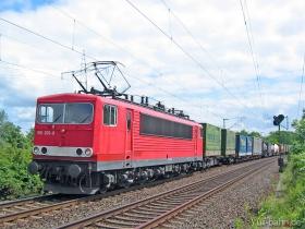 DB | 155 205-8 | Ingelheim | 2.06.2006 | (c) Uli Kutting