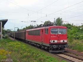 DB | 155 209-0 | Wiesbaden-Schierstein | 5.09.2006 | (c) Uli Kutting