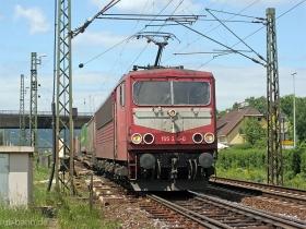 DB | 155 214-0 | Braubach | 18.05.2007 | (c) Uli Kutting