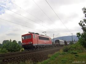 DB | 155 222-3 | Gau-Algesheim | 3.08.2006 | (c) Uli Kutting