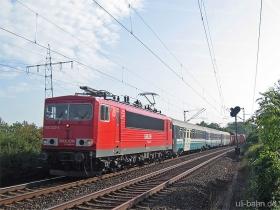 DB | 155 222-3 | Ingelheim | 7.09.2006 | (c) Uli Kutting