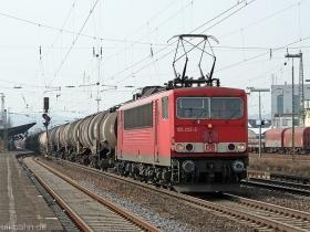 DB | 155 232-2 | Neuwied | 17.03.2010 | (c) Uli Kutting