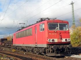 DB | 155 247-0 | Wiesbaden-Biebrich | 22.11.2006 | (c) Uli Kutting