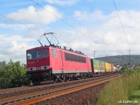 DB | 155 250-4 | Gau-Algesheim | 6.10.2006 | (c) Uli Kutting