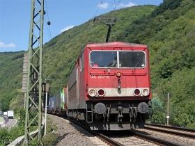 DB   155 257-9   Braubach   17.07.2007   (c) Uli Kutting