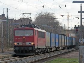 DB   155 260-3   Wiesbaden-Biebrich   15.02.2007   (c) Uli Kutting