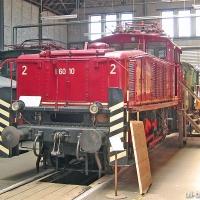 BR 160 / E60 - DB / DR