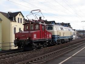 DB | E69 03 | Oberlahnstein | 25.11.2009 | (c) Uli Kutting