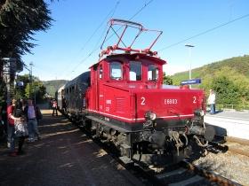 DB | E69 03 | Kobern-Gondorf | 30.09.2012 | (c) Uli Kutting