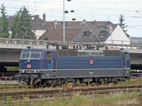 DB | 181 201-5 | Koblenz Hbf | 11.07.2007 | (c) Uli Kutting