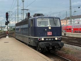DB | 181 201-5 | Koblenz Hbf | 15.08.2007 | (c) Uli Kutting