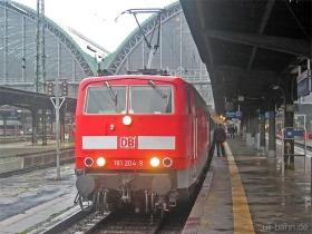 DB | 181 204-9 | Frankfurt Hbf | 8.02.2007 | (c) Uli Kutting