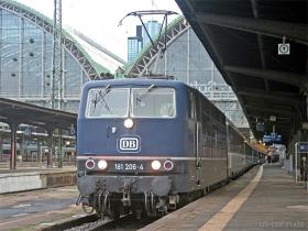 DB | 181 206-4 | Frankfurt Hbf | 13.02.2007 | (c) Uli Kutting