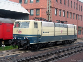 "DB | 181 211-4 | ""Lorraine"" | Koblenz Hbf | 11.11.2006 | (c) Uli Kutting"