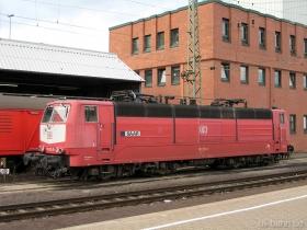 "DB | 181 213-0 | ""Saar"" | Koblenz Hbf | 11.01.2008 | (c) Uli Kutting"