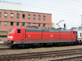 "DB | 181 214-8 | ""Mosel"" | Koblenz Hbf | 29.04.2009 | (c) Uli Kutting"