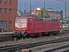 DB | 181 215-5 | Koblenz Hbf | 11.11.2006 | (c) Uli Kutting