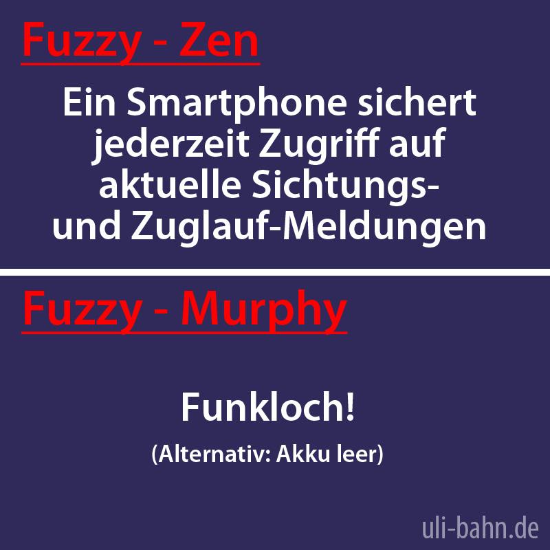 Fuzzy Rule No. 007 - Smartphone