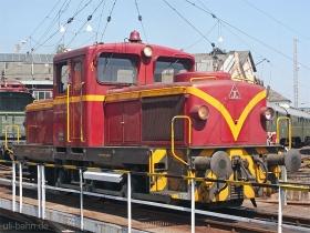 Siegener Kreisbahn | SK 11 | Nr. 13119 | Südwestfälisches Eisenbahnmuseum Siegen | 12.08.2007 | (c) Uli Kutting