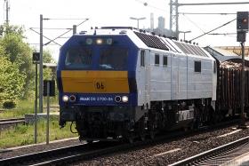 Vossloh | HLG | MaK DE 2700-06 | Gotha | 15.05.2015 | Westerland | 31.07.2007 | (c) Uli Kutting