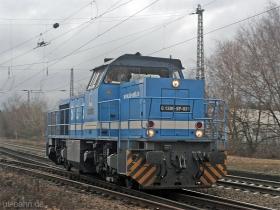 SLG | G1206-SP-021 | Wiesbaden Biebrich | 17.01.2008 | (c) Uli Kutting