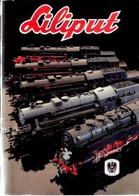 Liliput | 1981| H0e, H0 | 86 Seiten | (c) Liliput
