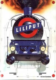 Liliput | 1986 / 1987 | H0e, H0 | 82 Seiten | (c) Liliput